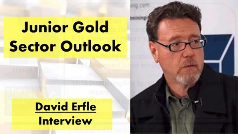 David Erfle Podcast Comments on Site Visit to Cartier Resources, July 2019