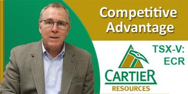 Cartier Resources – Competitive Advantage