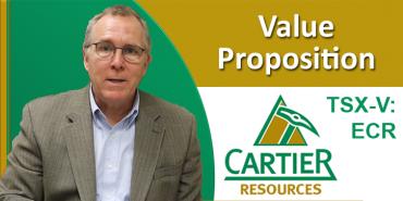 Cartier Resources – Value Proposition
