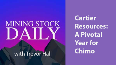 A Pivotal Year for Chimo – Mining Stock Daily