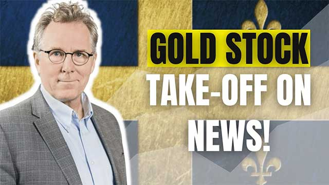 Milestone Reached – Gold Stock About to Take-Off – Soar Financial