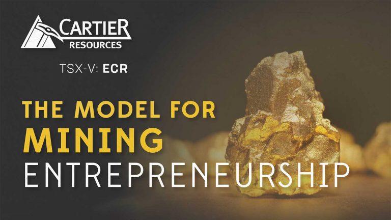 Model for Mining Entrepreneurship InfoGraphic