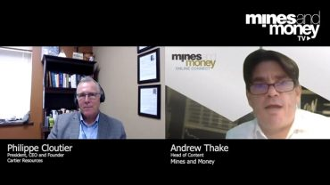 Mines and Money interview with Andrew Thake