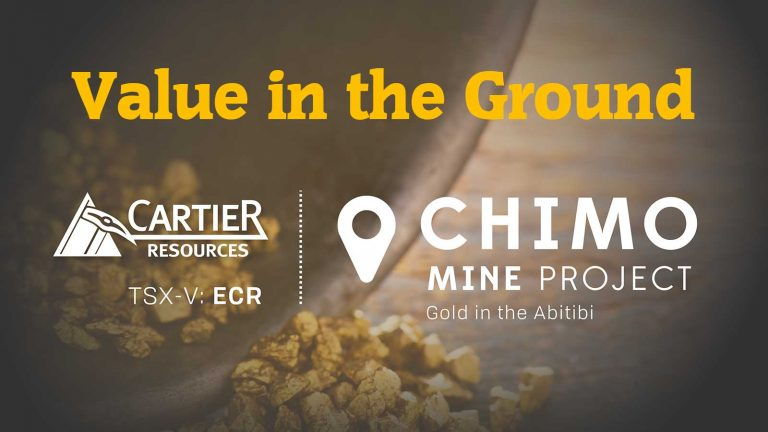 Value in the Ground/Gold in the Abitibi – InfoGraphic